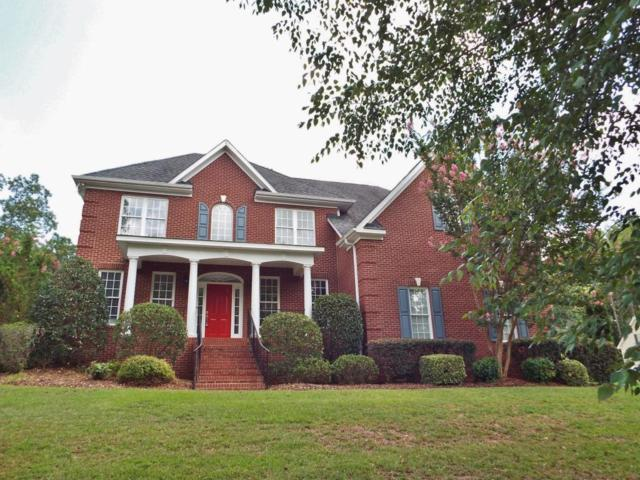 2102 Wimberly Woods Drive, Sanford, NC 27330 (MLS #189769) :: Weichert, Realtors - Town & Country