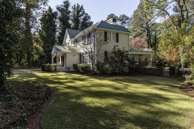 15 W Mccaskill Road, Pinehurst, NC 28374 (MLS #189779) :: Weichert, Realtors - Town & Country