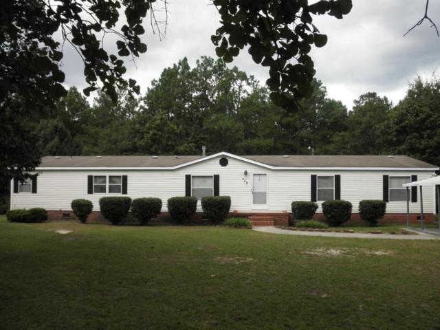108 Walters Court, Rockingham, NC 28379 (MLS #189789) :: Weichert, Realtors - Town & Country