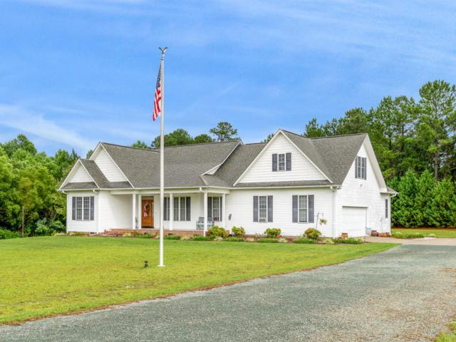 170 Henry Lane, Vass, NC 28394 (MLS #189852) :: Weichert, Realtors - Town & Country