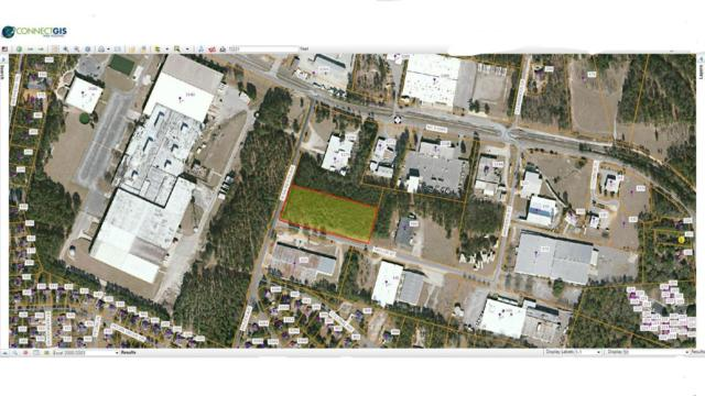 Tbd Saunders Avenue, Aberdeen, NC 28315 (MLS #189908) :: Weichert, Realtors - Town & Country