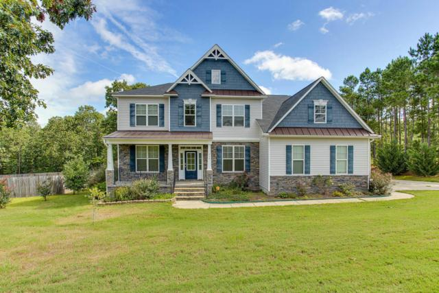 334 N Prince Henry Way, Cameron, NC 28326 (MLS #189952) :: Weichert, Realtors - Town & Country