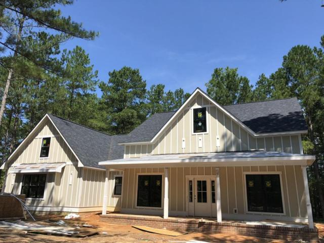 52 A Shadow Drive, Whispering Pines, NC 28327 (MLS #189961) :: Weichert, Realtors - Town & Country