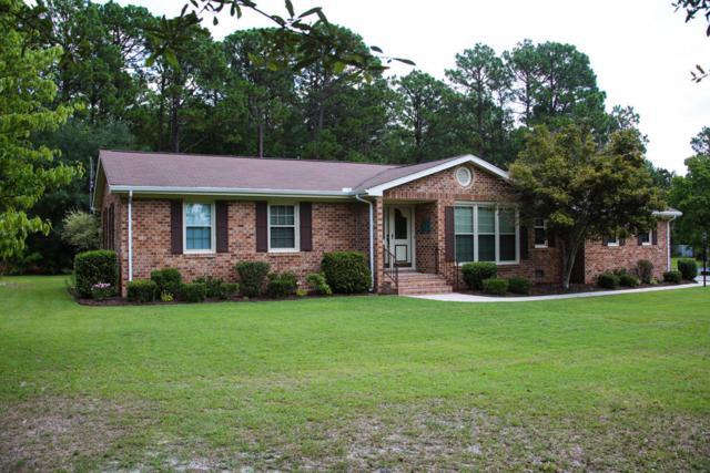 113 Fairway Drive, Rockingham, NC 28379 (MLS #190003) :: Weichert, Realtors - Town & Country