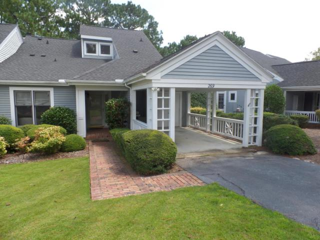 269 N Knoll Road, Southern Pines, NC 28387 (MLS #190011) :: Weichert, Realtors - Town & Country