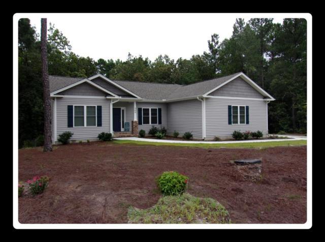 348 Gun Club Drive, Pinehurst, NC 28374 (MLS #190023) :: Weichert, Realtors - Town & Country