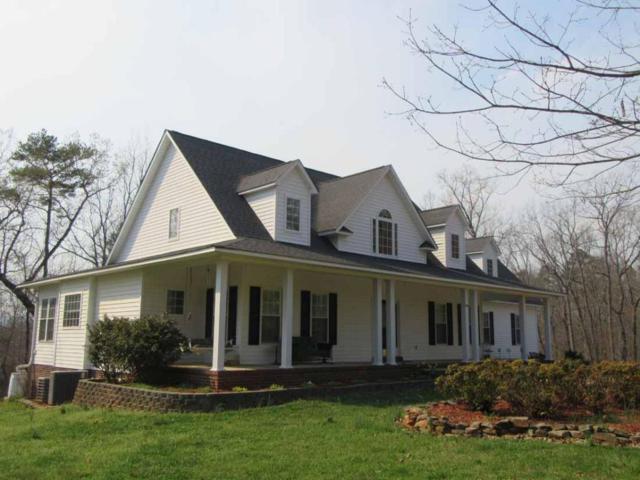 289 Cottonstone Lane, Troy, NC 27371 (MLS #190064) :: Weichert, Realtors - Town & Country