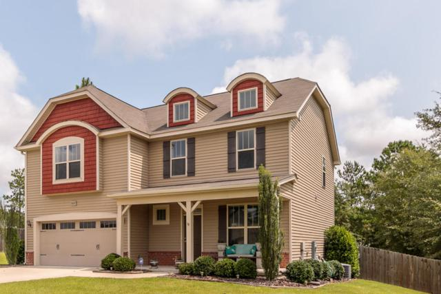 557 Equestrian Way, Raeford, NC 28376 (MLS #190079) :: Weichert, Realtors - Town & Country