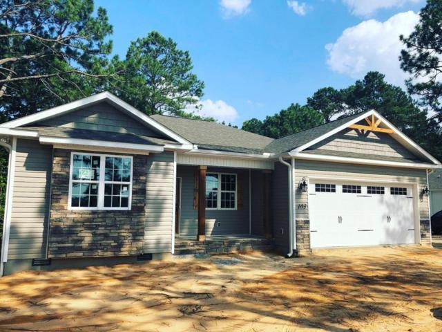 103 Hardee Lane, Whispering Pines, NC 28327 (MLS #190080) :: Weichert, Realtors - Town & Country