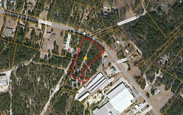 10464 Nc Hwy 211, Aberdeen, NC 28315 (MLS #190126) :: Pinnock Real Estate & Relocation Services, Inc.