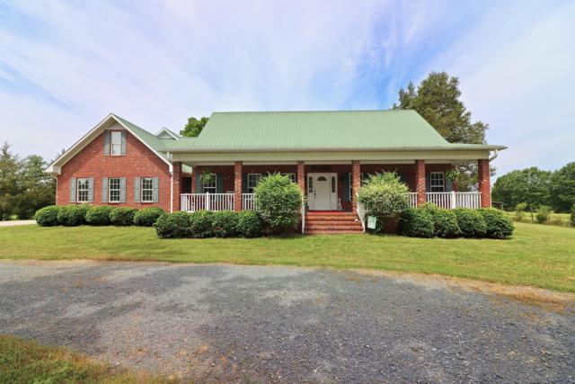 850 Mcduffie Road, Eagle Springs, NC 27242 (MLS #190384) :: Weichert, Realtors - Town & Country