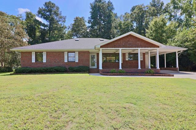 21 S Lakeshore Drive, Whispering Pines, NC 28327 (MLS #190386) :: Weichert, Realtors - Town & Country