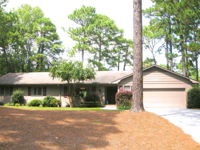 7 Crows Nest, Whispering Pines, NC 28327 (MLS #190413) :: Weichert, Realtors - Town & Country