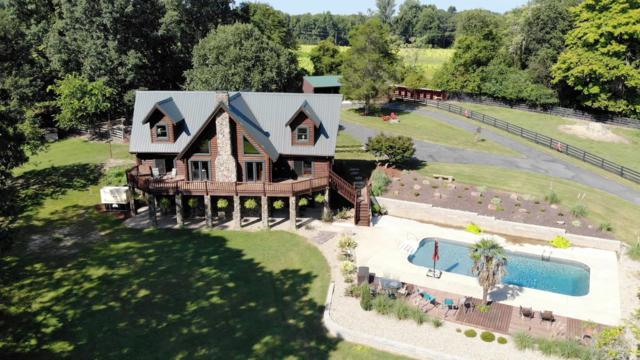 240 Connell Road, Carthage, NC 28327 (MLS #190436) :: Weichert, Realtors - Town & Country