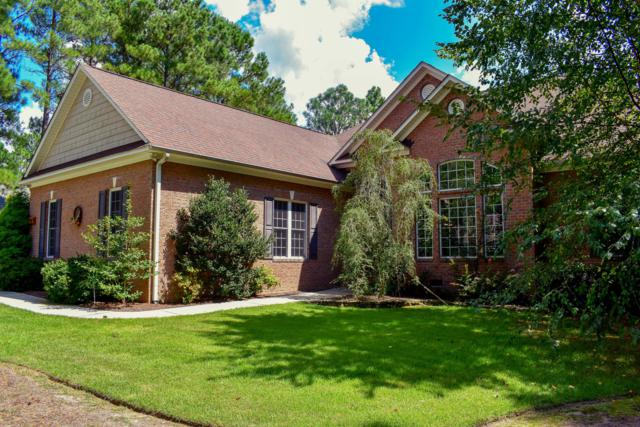8 Winding Trail, Whispering Pines, NC 28327 (MLS #190481) :: Weichert, Realtors - Town & Country