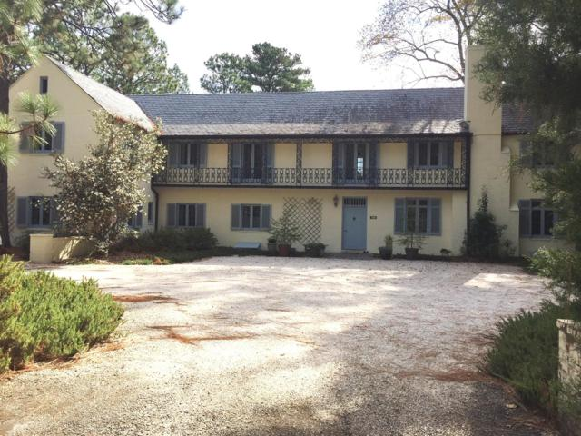 128 Tremont Road, Southern Pines, NC 28387 (MLS #190509) :: Weichert, Realtors - Town & Country