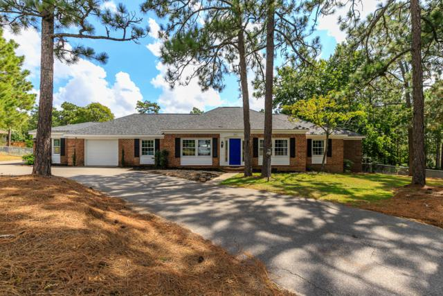 835 Central Drive, Southern Pines, NC 28387 (MLS #190540) :: Weichert, Realtors - Town & Country