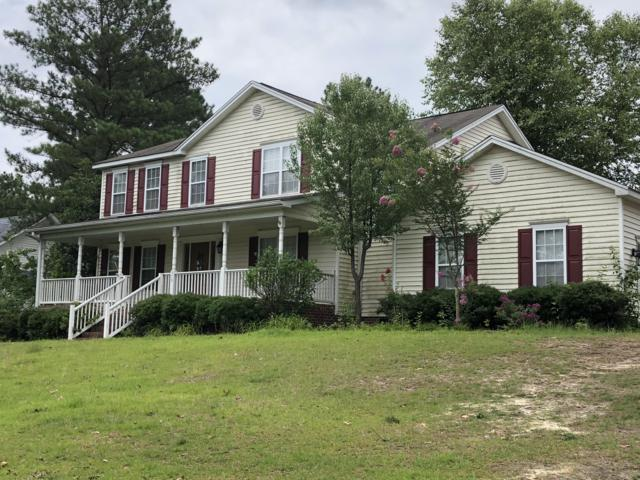 370 Queens Cove Way, Whispering Pines, NC 28327 (MLS #190544) :: Weichert, Realtors - Town & Country
