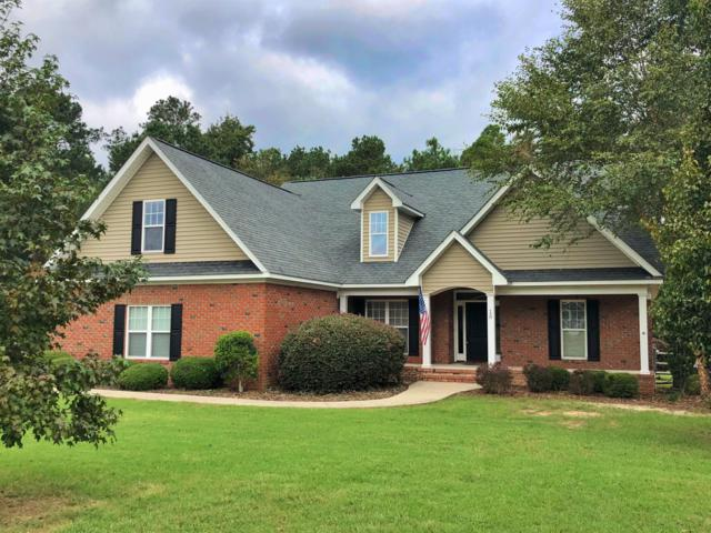 18 Spearhead Drive, Whispering Pines, NC 28327 (MLS #190590) :: Weichert, Realtors - Town & Country