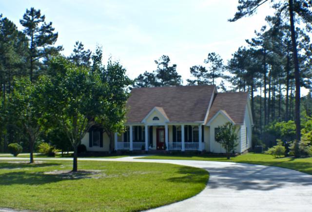 30021 Deercroft Drive, Wagram, NC 28396 (MLS #190593) :: Weichert, Realtors - Town & Country