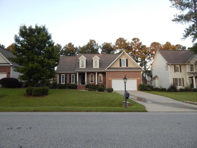 595 Whispering Pines Drive, Spring Lake, NC 28390 (MLS #190594) :: Weichert, Realtors - Town & Country