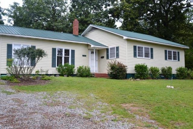 530 E Delaware Avenue, Southern Pines, NC 28387 (MLS #190614) :: Weichert, Realtors - Town & Country