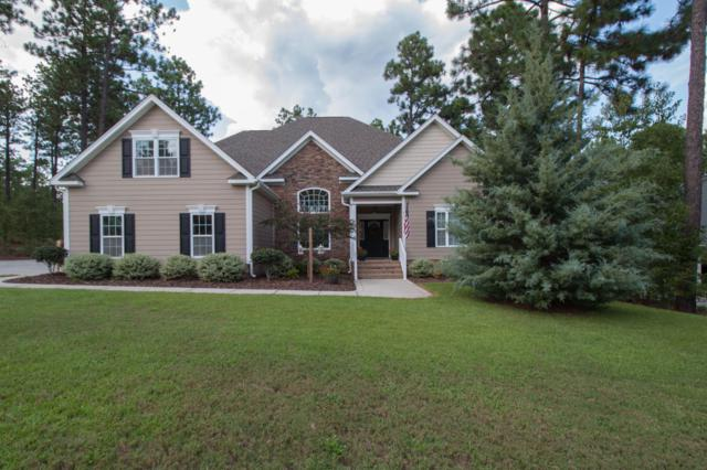 417 Avenue Of The Carolinas, Whispering Pines, NC 28327 (MLS #190719) :: Weichert, Realtors - Town & Country