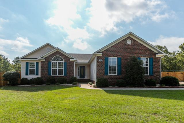 105 Russet Court, Whispering Pines, NC 28327 (MLS #190956) :: Weichert, Realtors - Town & Country