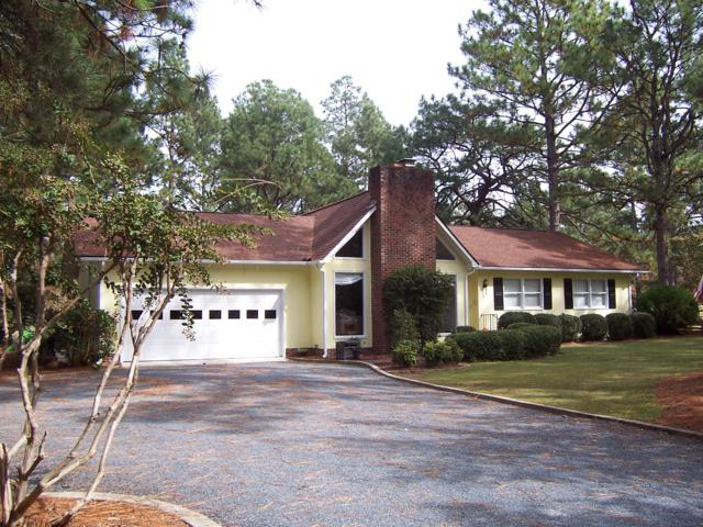 2 Bogie Drive, Whispering Pines, NC 28327 (MLS #191121) :: Weichert, Realtors - Town & Country