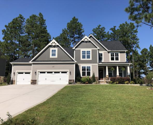 125 Whisper Grove Court, Whispering Pines, NC 28327 (MLS #191193) :: Weichert, Realtors - Town & Country