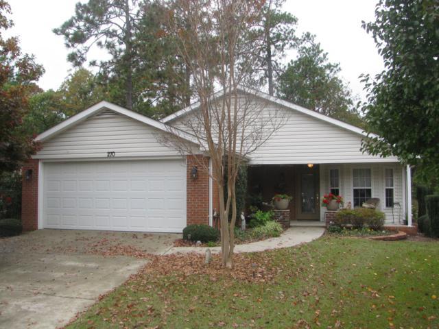 270 Robin Lane, Pinehurst, NC 28374 (MLS #191239) :: Weichert, Realtors - Town & Country