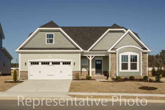 310 Parrish Lane, Carthage, NC 28327 (MLS #191345) :: Weichert, Realtors - Town & Country