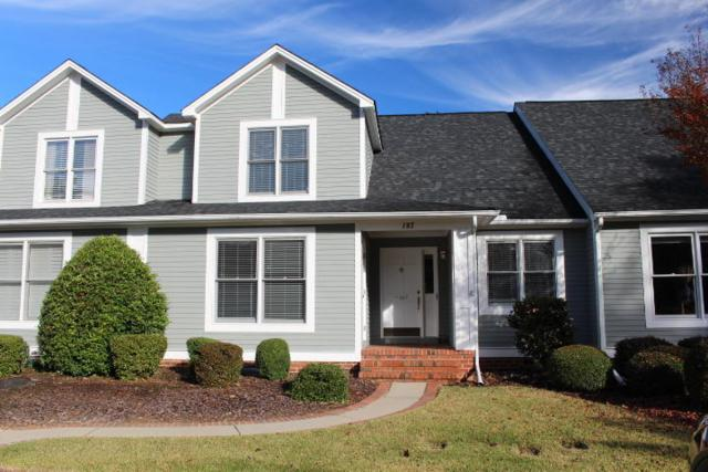 187 N Knoll Road, Southern Pines, NC 28387 (MLS #191352) :: Weichert, Realtors - Town & Country
