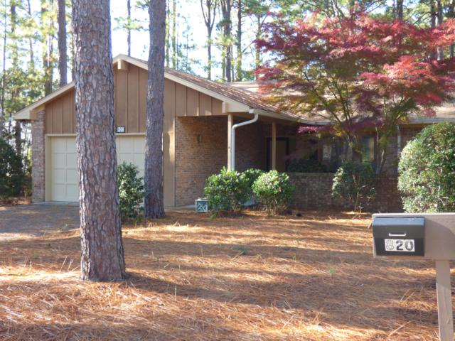 820 Myrtlewood Court, Southern Pines, NC 28387 (MLS #191356) :: Weichert, Realtors - Town & Country