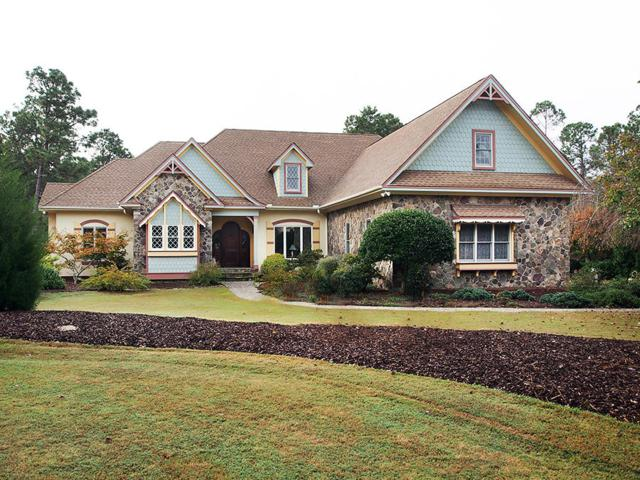 67 Pinewild Drive, Pinehurst, NC 28374 (MLS #191360) :: Weichert, Realtors - Town & Country