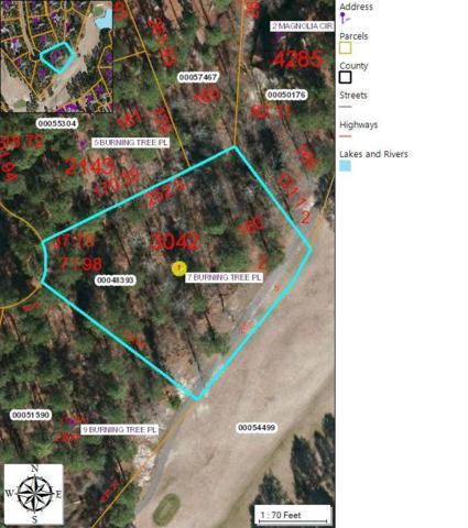 7 Burning Tree Place, Foxfire, NC 27281 (MLS #191383) :: Weichert, Realtors - Town & Country