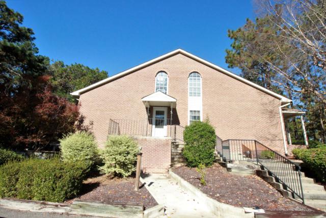 19 Pinehurst Manor, Pinehurst, NC 28374 (MLS #191384) :: Weichert, Realtors - Town & Country