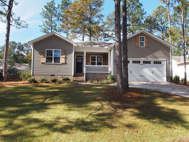 2645 SW Longleaf Drive, Pinehurst, NC 28374 (MLS #191393) :: Weichert, Realtors - Town & Country