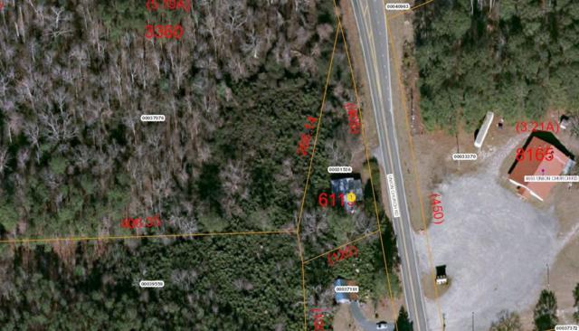 4684 Union Church Road, Vass, NC 28394 (MLS #191409) :: Weichert, Realtors - Town & Country