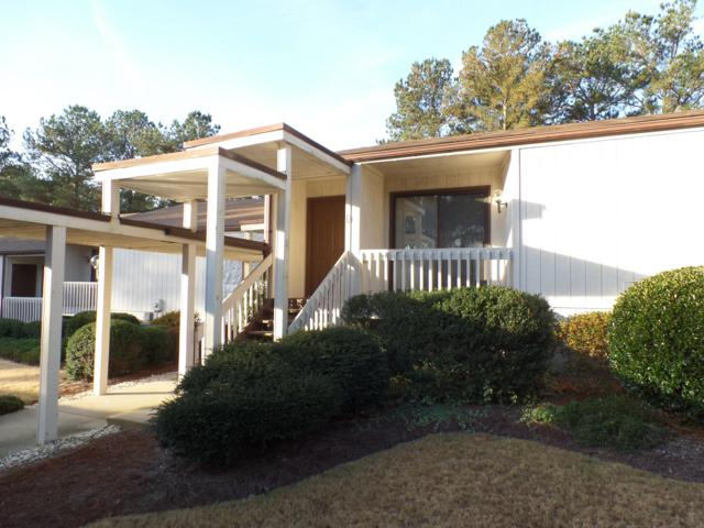 36 Martin Drive, Whispering Pines, NC 28327 (MLS #191698) :: Weichert, Realtors - Town & Country