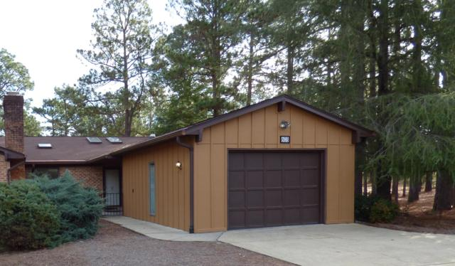 603 Redwood Drive, Southern Pines, NC 28387 (MLS #191868) :: Weichert, Realtors - Town & Country