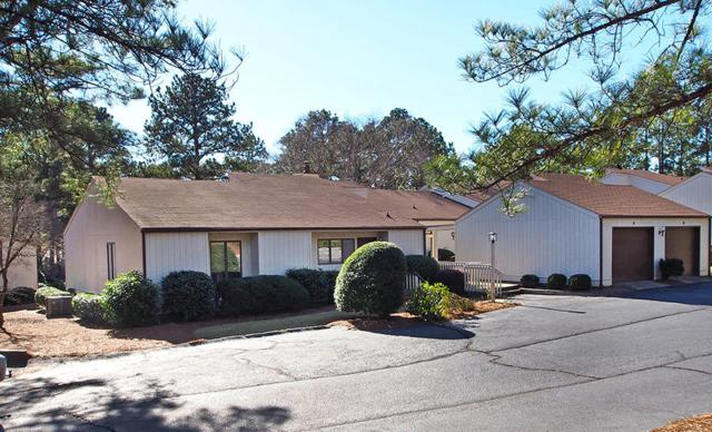32 Martin Drive 32 A, Whispering Pines, NC 28327 (MLS #192070) :: Weichert, Realtors - Town & Country
