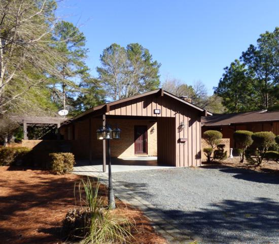 213 Bentwood Lane, Southern Pines, NC 28387 (MLS #192223) :: Weichert, Realtors - Town & Country
