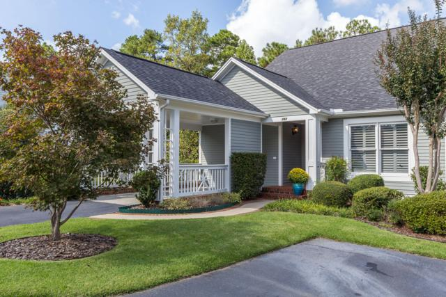 183 Knoll Road, Southern Pines, NC 28387 (MLS #192308) :: Weichert, Realtors - Town & Country