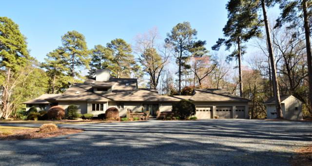 628 Cross Country Lane, Southern Pines, NC 28387 (MLS #192345) :: Weichert, Realtors - Town & Country