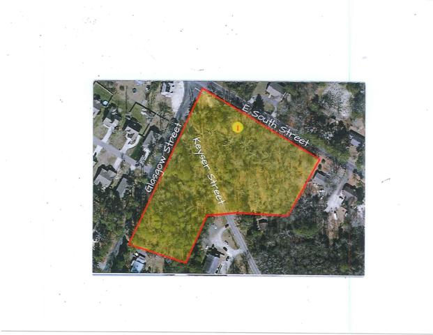 Tbd E South Street, Aberdeen, NC 28315 (MLS #192417) :: Pinnock Real Estate & Relocation Services, Inc.
