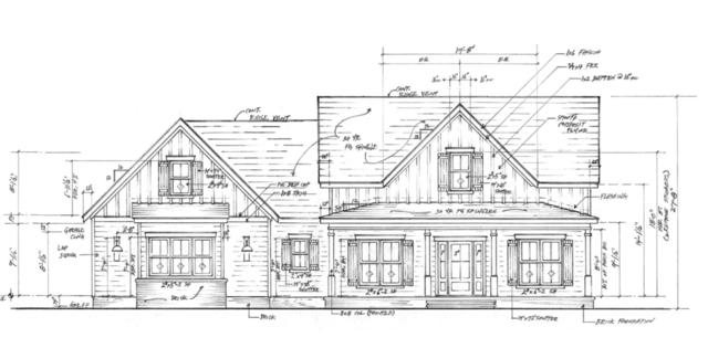 7 Periwinkle Court, Whispering Pines, NC 28327 (MLS #192429) :: Weichert, Realtors - Town & Country