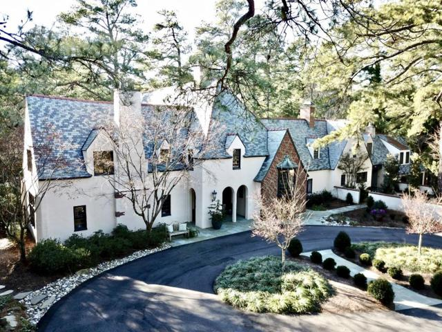 140 N Valley Road, Southern Pines, NC 28387 (MLS #192537) :: Pinnock Real Estate & Relocation Services, Inc.