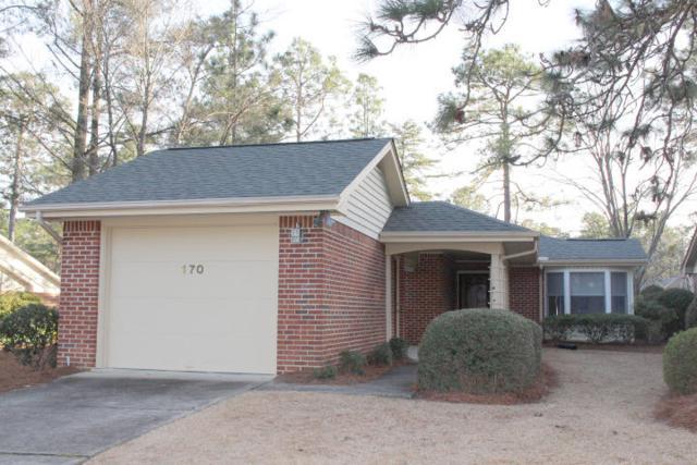170 Pinehurst Trace Drive, Pinehurst, NC 28374 (MLS #192567) :: Weichert, Realtors - Town & Country