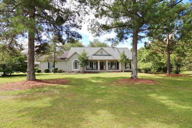 170 Lindenhurst Farms Road, Aberdeen, NC 28315 (MLS #192574) :: Pinnock Real Estate & Relocation Services, Inc.